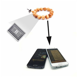 Beaded Bracelet Poker Scanner