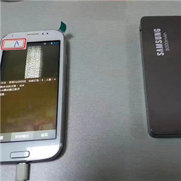 Samsung Charger Poker Camera