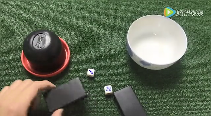 Cheat Dice,Vibration reminding | magic dice