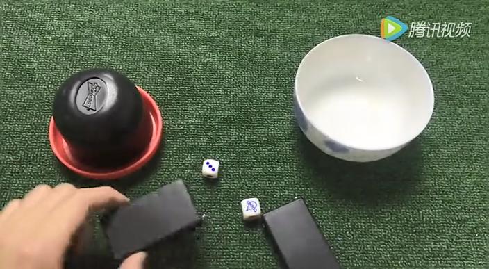 Cheat Dice,Vibration reminding | magic dice