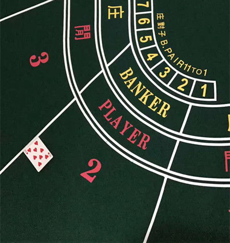 Baccarat table and other gambling tables Cheat Device