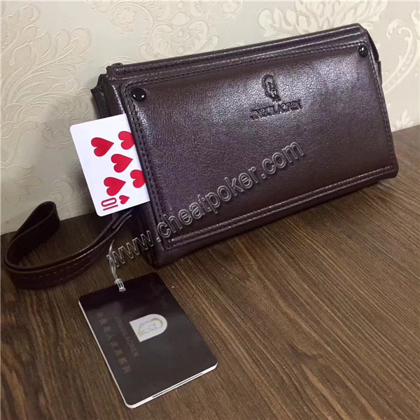 change card device Handbag for magic card