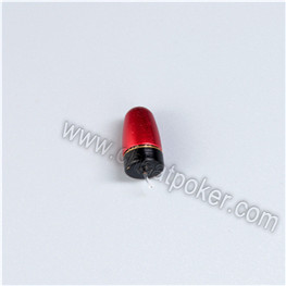Wireless Micro Spy Red rice Earphone For Poker Analyzer