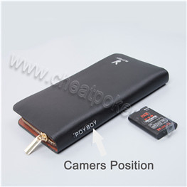 Infrared Wallet Camera Card Scanner,Cheat Device