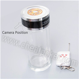 Cheat Device | Water Cup Camera Poker cheat