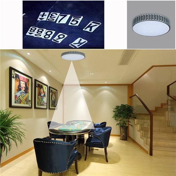 Poker Cheat ceiling-mounted luminaire poker camera