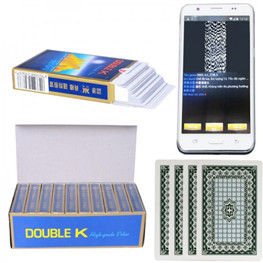 Barcode Poker DOUBLE K Cheat in Poker
