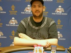 Brett Murray Win $151,145 and Third Gold Ring