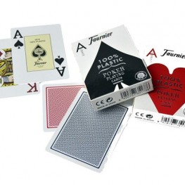 Fournier 2800 Magic Invisible Cards for UV Contact Lenses Cheat in Casino