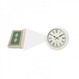 Clock Poker Scanner Magic Spy Playing Cards cheating cards devices