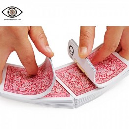 Marked cards for contact lenses|Fournier cheat poker marked playing cards