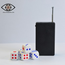 J.L. magic dice|Can tell the point to receiver