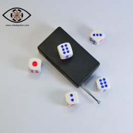 Magic Cheat Dice Can Tell The Point to Receiver
