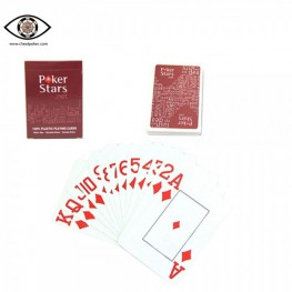 J.L. marked cheat poker|Poker stars plastic magic playing cards