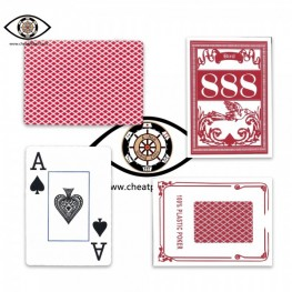 Marked cards | bird 888 marked playing cards for cheat poker analyzer