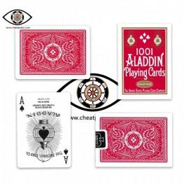 Marked Cards for analyzer, ALADDIN side marked cheat poker