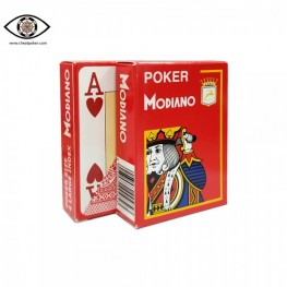 Barcode Marked Cards of MODIANO 4 Corner for Analyzer|JL CheatPoker