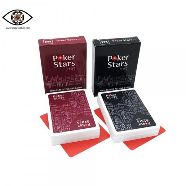 poker stars playing cards