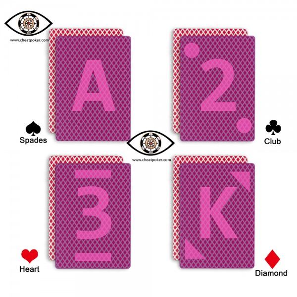 QEACHI marked cards mark type
