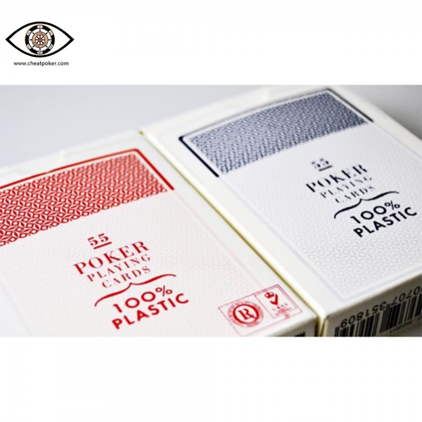 Fournier infrared cheat poker marked playing cards