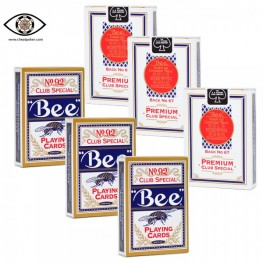 Barcode Marked Cards of Bee Playing Cards for Analyzer|JL CheatPoker