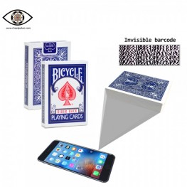 BICYCLE Cheat Poker of Marked Cards for sale | JL Cheat Poker
