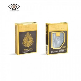 Barcode Marked Playing Cards of Korean Gold Kingdum | JL Cheat Poker