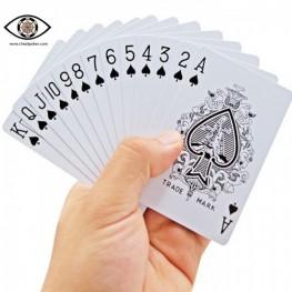 Barcode Marked Playing Cards of Korean Gold Kingdum | JL Cheat Poker