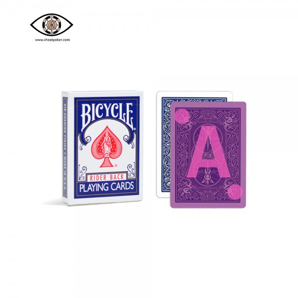 Bicycle in frared marked cards