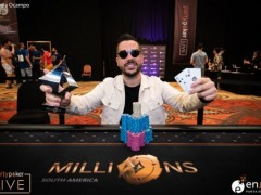 Marked Playing Cards | Farid Jattin Continues The Hot State | Poker Event News