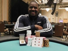 Bryon Johnson Won WSOP Rolling Stone Club Tournament Title|Marked cards