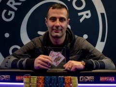 Marked Cards Poker News|Artan Dedusha Won The GUKPT Main Event