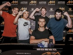 Marked Cards Poker News| Michael Addamo won the Australian Millions Hawker