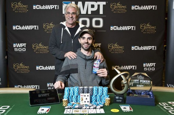 Griffin Paul wins WPT500 New Year's Opening Championship