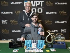 Marked Cards Poker News| Griffin Paul Won WPT500 Championship