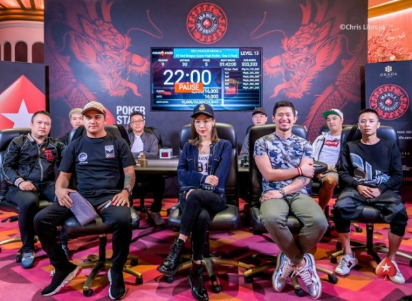 Manila Red Dragon Cup High Roller Championship