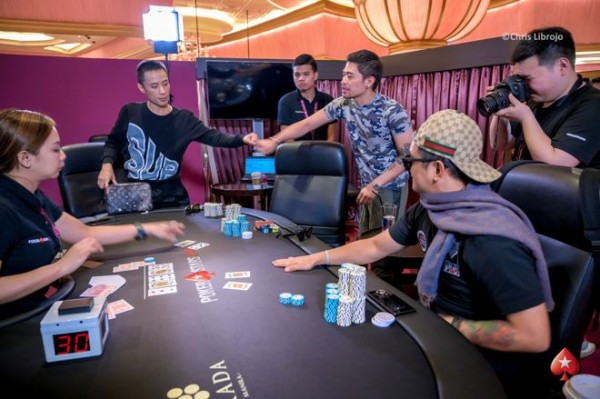 Manila Red Dragon Cup High Roller