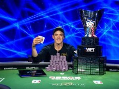 Alex Foxen Defended GPI Player of The Year|Marked Cards News
