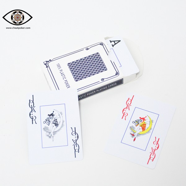infrared marked cards cheat poker