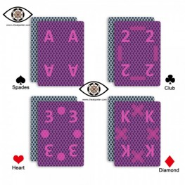 Infrared Marked Cards of QEACHI Cheat Poker - The Gambling Helper