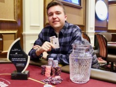 Marked Cards News|Valentyn Shabelnyk Won The CPPT Main Event