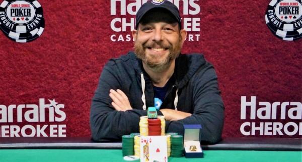 Marked Cards WSOP|Erik Gorman