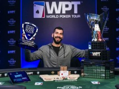 Marked Cards WPT|Milen Stefanov Won The Rolling Stone Open Championship
