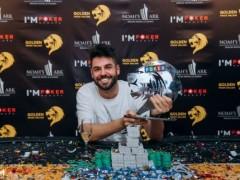 Marked Cards Poker|Antonio Saez Zamorano Won The Golden Poker Millions