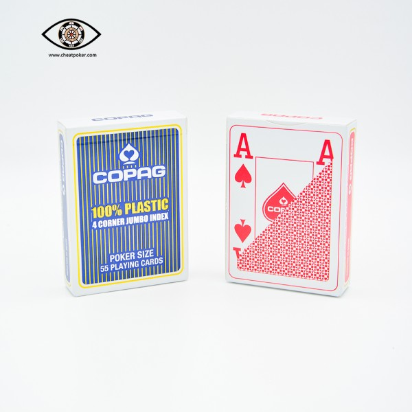 marked playing cards of copag