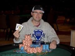 Marked Palying Cards WPT | Ben Boston won the Hard Rock Championship