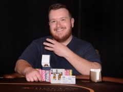 Marked Playing Cards WSOP| Nathanael Kogel Won Choctou Championship