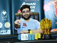 Marked Cards APT Event| Akshay Nasa Won The APT Vietnam Main Event