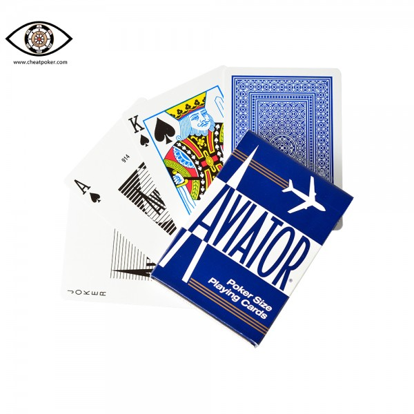 Barcode Marked Cards of AVIATOR cheat poker