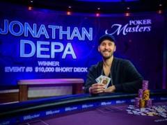 Marked Cards Poker Masters| Jonathan Depa Won The Poker Masters Championship